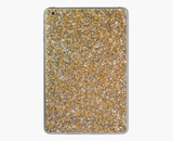 Luxury iPad Skin/Case Gold Glitter Print iPad Case Or Skin iPad Mini 2/1- Mini / Skin Cult Art Fusion