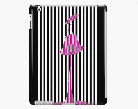 Luxury iPad Skin/Case Lipstick Pink Print iPad Case Or Skin Cult Art Fusion