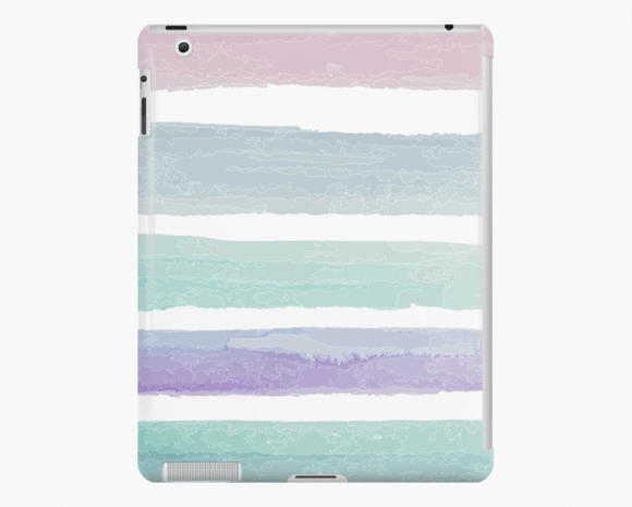 Luxury iPad Skin/Case Pastel Dream Print iPad Case Or Skin iPad 4/3/2 / Snap Case Cult Art Fusion
