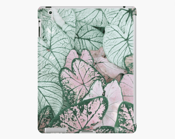 Luxury iPad Skin/Case Spring Leaf Print iPad Case Or Skin Cult Art Fusion