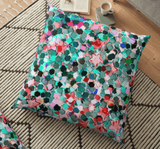 Luxury Pillow Scatter Cushion Cover Confetti Glitter Print Pillow Cover Redbubble
