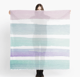 Luxury Scarf Pastel Dream Print Scarves Redbubble