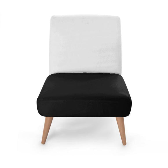 Monochrome Occasional Chair Occasional Chair Cult Art Fusion