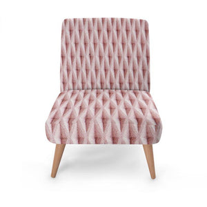 Pink Diamond Occasional Chair Occasional Chair Cult Art Fusion