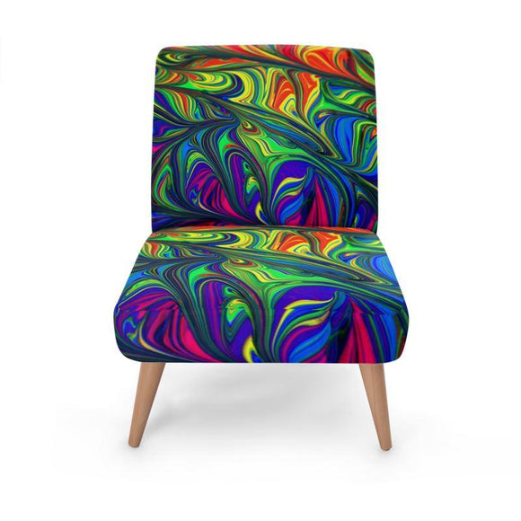 Primary Colors Occasional Chair Occasional Chair Cult Art Fusion