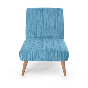 Sea Blue Occasional Chair Occasional Chair Cult Art Fusion
