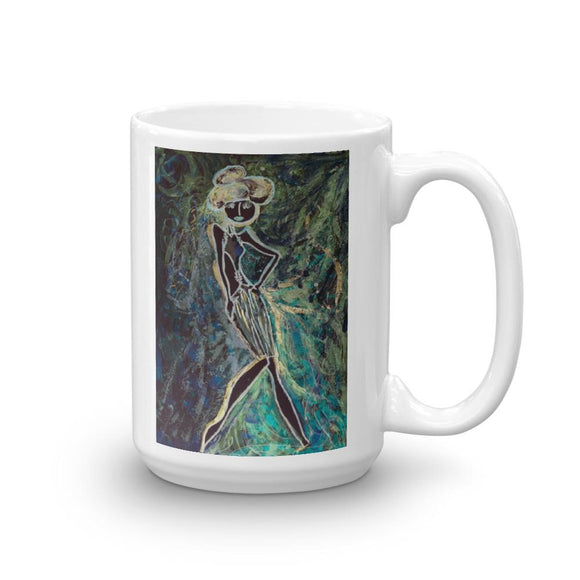 Stylista X Novelty Mug Cult Art Fusion