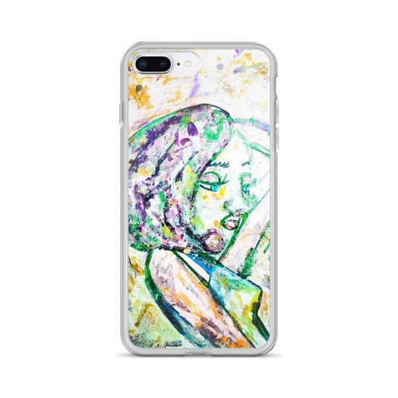 Troll Queen iPhone Case iPhone 7 Plus/8 Plus Cult Art Fusion