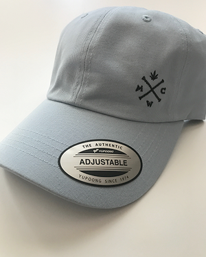 Most West Coast Baby Blue Dad Hat