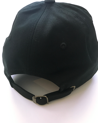 Most West Coast Apparel Black Dad Hat