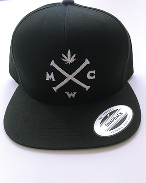 Most West Coast Apparel Black Snapback