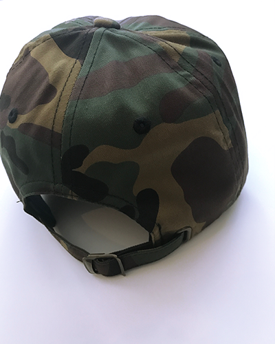 Most West Coast Apparel Camo Dad Hat