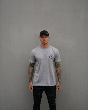 Men's Grey Summer Tee