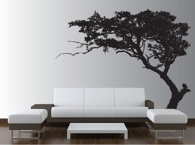 Black and White Tree Wall Wraps For Your Home Or Office