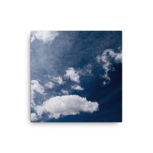 Framed Canvas Print - Zen Clouds  - Canvas Prints  - WallzRus Decor