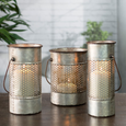 Metal Canisters - Staged Dwellings