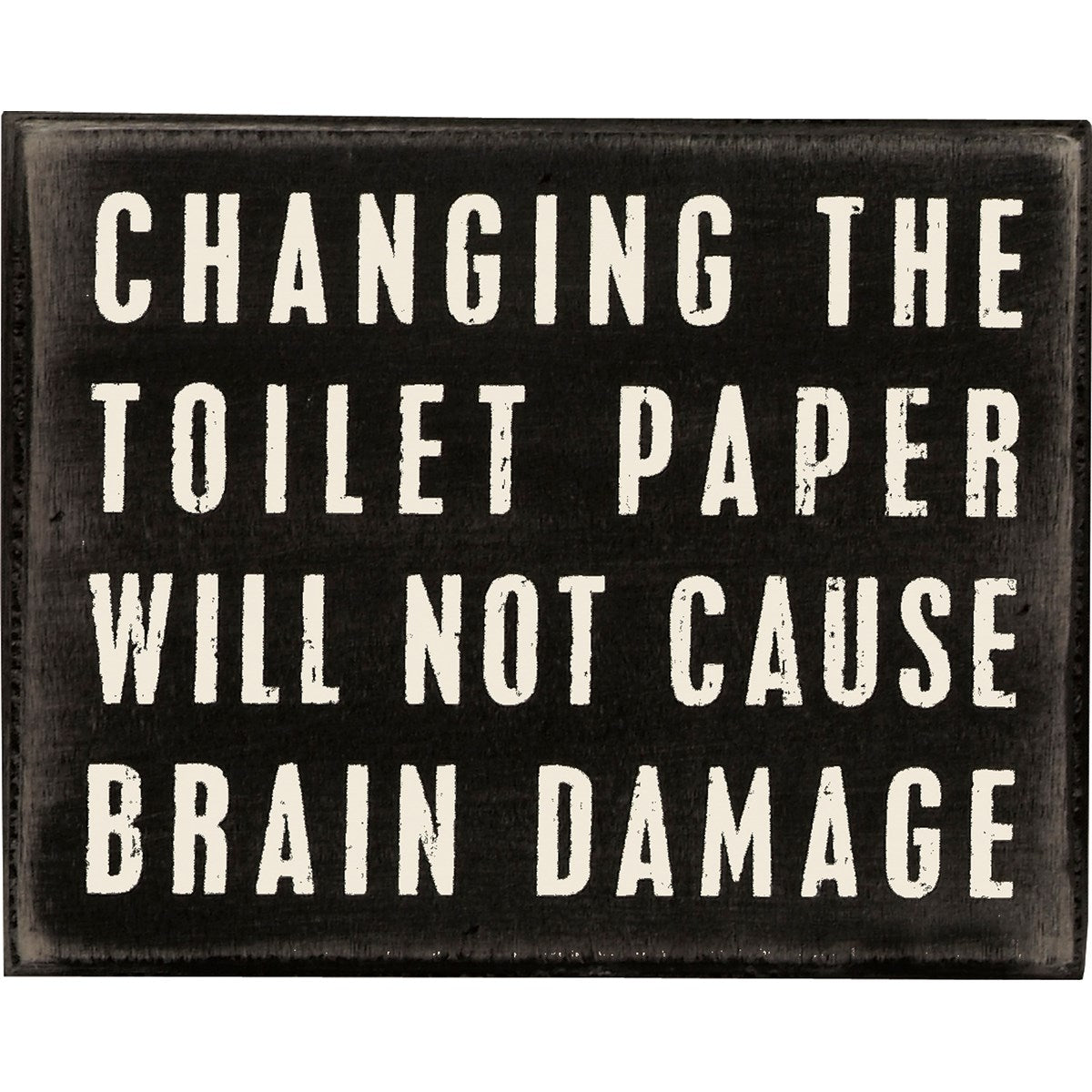 Toilet Paper Sign