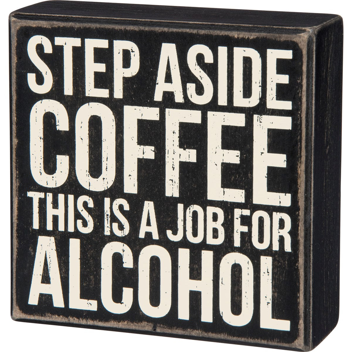 Step Aside Coffee...