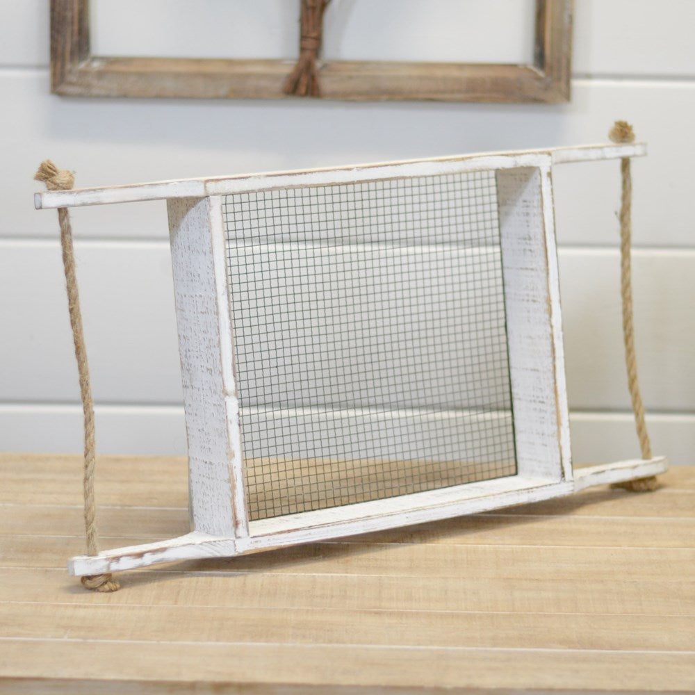 Wood Sifter