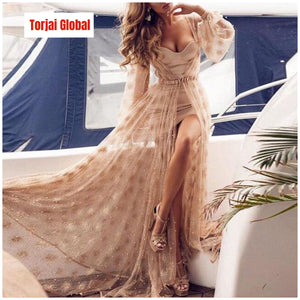2020 New Arrival Women's Long Party Dress