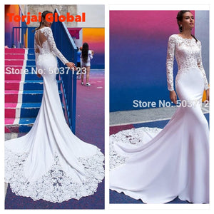 Mermaid Wedding Dresses 2020
