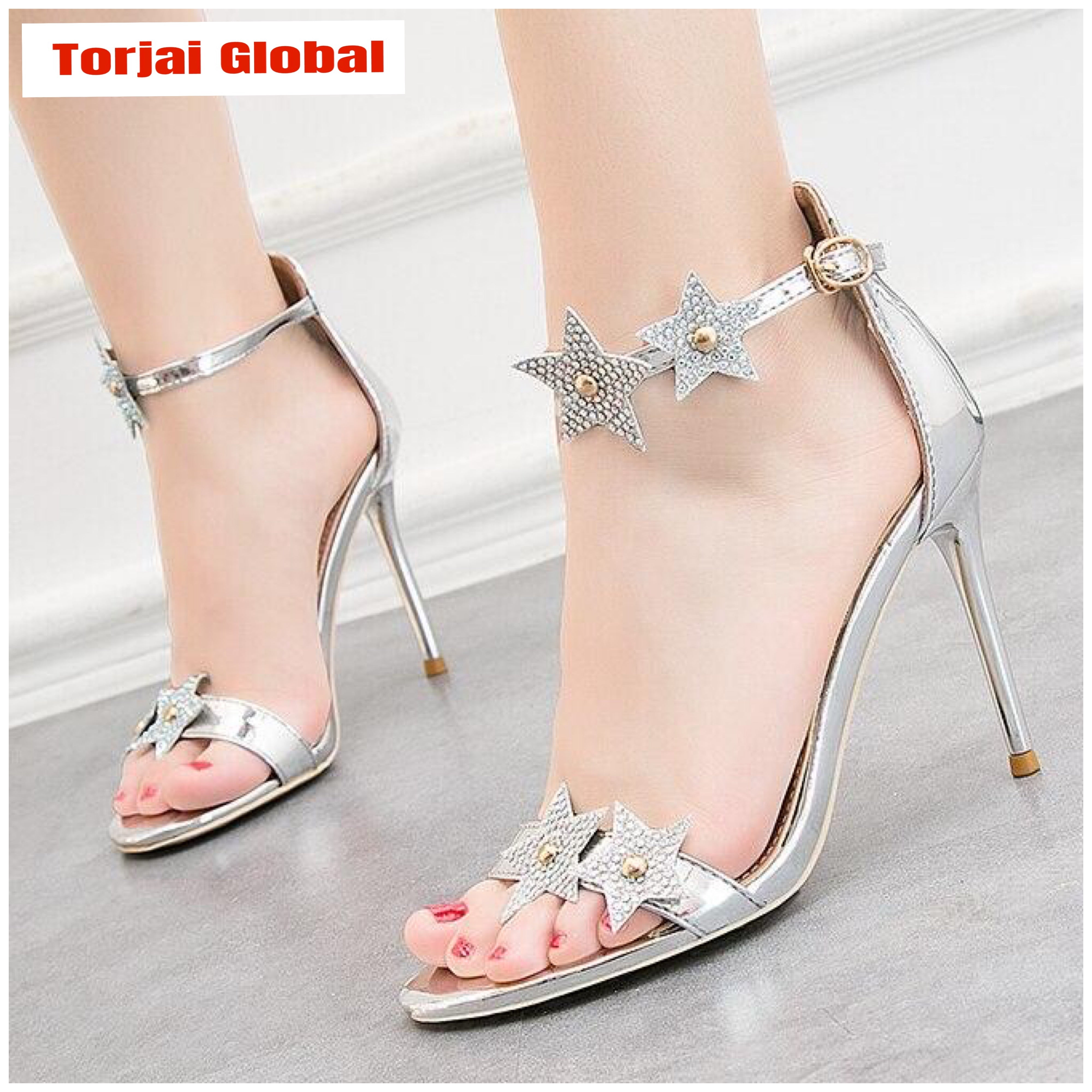 2020 Women High Heels Party Shoes