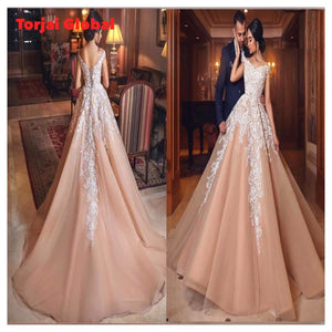 Vintage Ball Gown Wedding/Engagement Dresses 2020