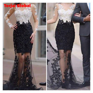 Stylish Ladies Evening Dress