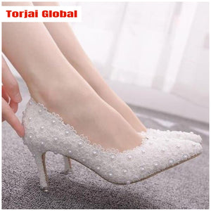 Crystal Queen Women'S Bridal Shoes
