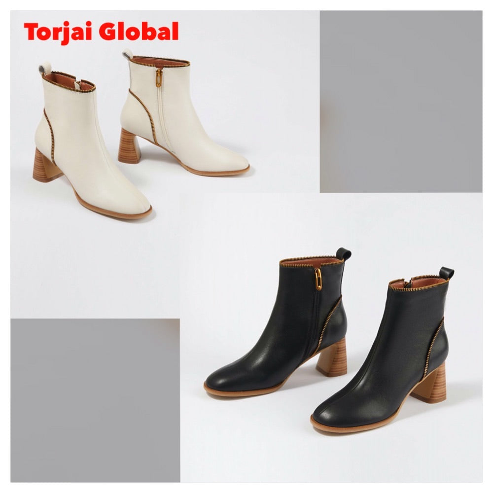 Top Quality Genuine Leather Boots