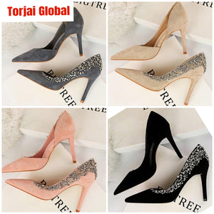 Ladies High Heels Designer Shoes