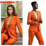 Spring Formal Wear 2 pcs Suit