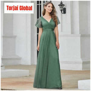 New Arrival Elegant Women's Evening Dress A-Line 2020