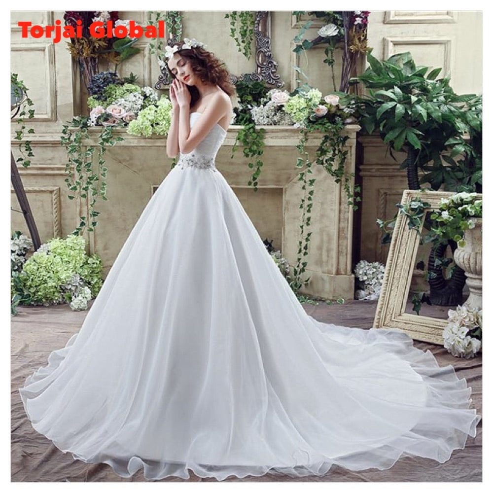 New Arrival A-Line Wedding Dress