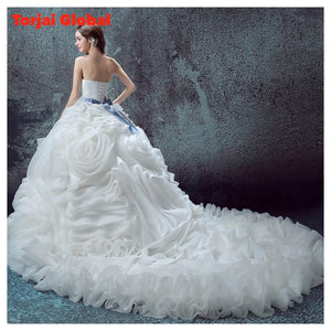 Luxurious Bridal Dress 2020