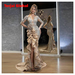 Sparkling Formal Evening Party Gown