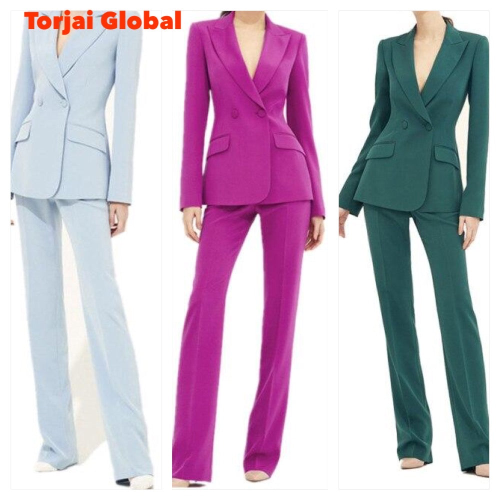 Women's Formal Ladies Business Suits