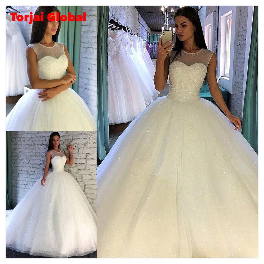 2020 Luxury Wedding Dress