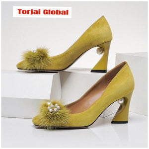 Top Quality Ladies Latest Fashion Shoes