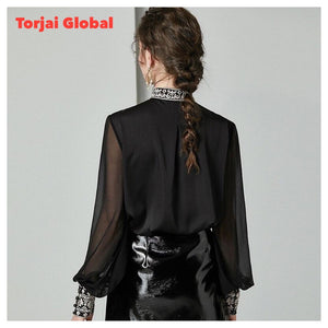 2020 New Fashion High Quality Black Shirts