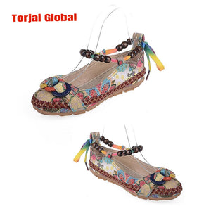 2020 New Design Flats Shoes For Ladies - Torjai Global
