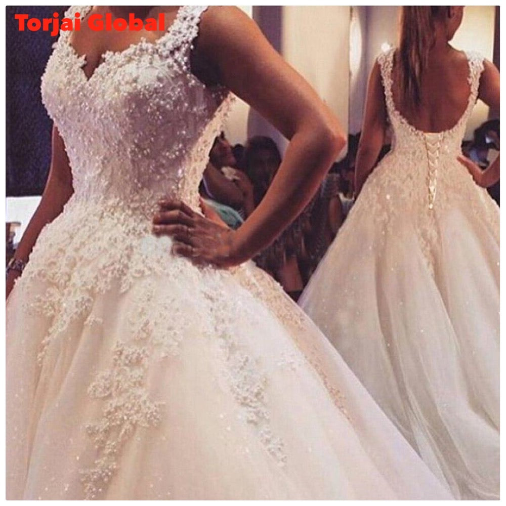 Elegant Wedding Dress For women