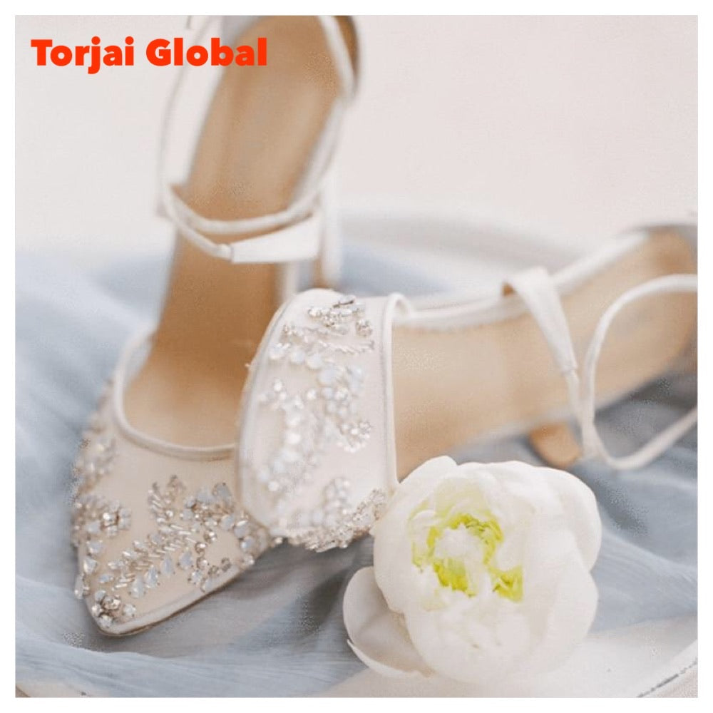 New Arrival Elegant Bridal Shoes