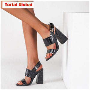 2020 Fashion Leather Sandals - Torjai Global