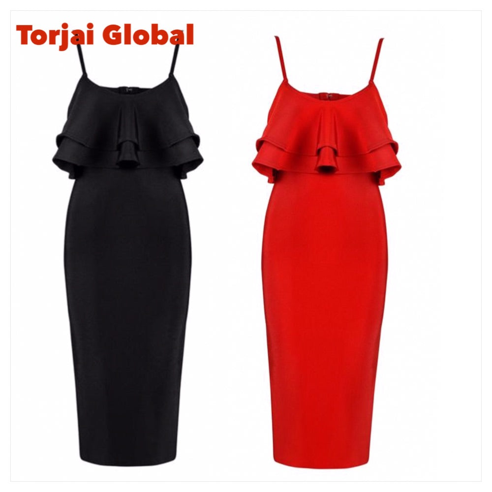 New Arrival Knee-Length Evening Dress