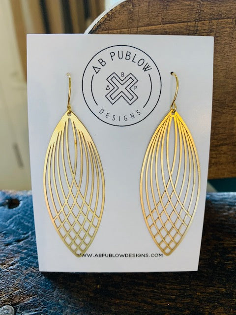 Featherlight Earrings