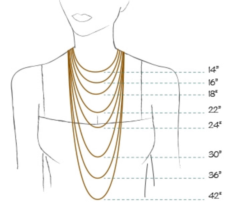 Easy Bronze Layering Chain