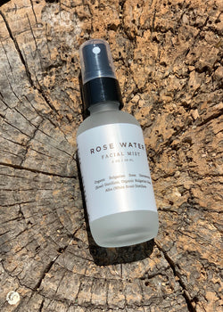 Rose Water Facial Mist