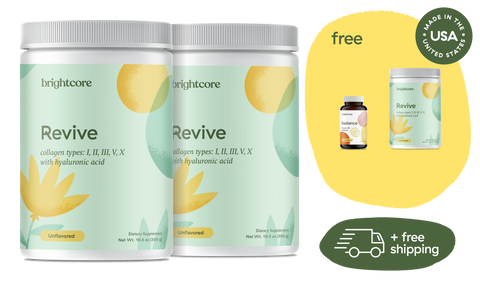 Revive® (Multi Collagen) and Vitamin D3 Special