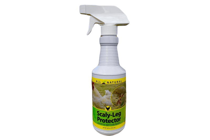 Carefree Enzymes Scaly Leg Protector for Chickens